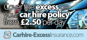 Car Hire Excess
