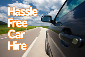 Hassle free car hire